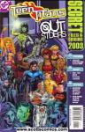 Teen Titans Outsiders Secret Files (2003 one shot)