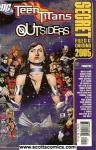 Teen Titans Outsiders Secret Files (2005 one shot)