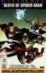 Ultimate Comics Avengers vs New Ultimates (2011 mini series)