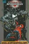 Ultimate Spider-Man Venom Premiere Hardcover