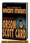 Ultimate Iron Man Hardcover