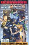 Ultimate X-Men Fantastic Four Annual (2008 one shot)