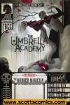 Umbrella Academy Zero Killer Pantheon City 2007 FCBD Edition