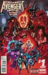 Uncanny Avengers Annual (2014 one shot)