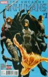 Uncanny Inhumans (Limit 2 FREE Comics with $5 purchase)