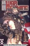 U.S. War Machine TPB (Mature Readers)