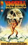 Vampirella Death and Destruction (1996 mini series) (Harris)