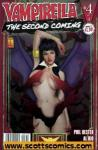 Vampirella The Second Coming (2009 mini series)