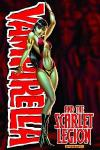 Vampirella and the Scarlet Legion TPB