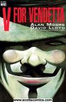 V For Vendetta TPB  (Mature Readers)