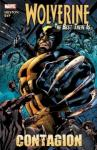 Wolverine The Best There Is Contagion TPB