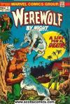 Werewolf By Night (1972 - 1977)