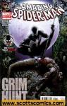 What If Spider-Man Grim Hunt (2011 one shot)