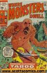 Where Monsters Dwell (1970 - 1975)