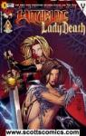 Witchblade Lady Death (2001 one shot)