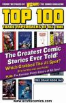 Wizard Presents The Top 100 TPBs FCBD Edition