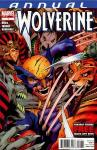 Wolverine Annual (2010 3rd series)