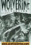 Wolverine Evolution Black White Hardcover