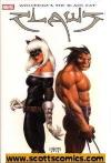 Wolverine and Black Cat Claws Hardcover
