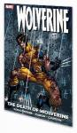 Wolverine Death of Wolverine Hardcover