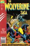 Wolverine Saga (1989 mini series)