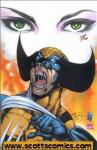 Wolverine Shi Dark Night of Judgement (2000 one shot)