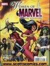 Women Of Marvel Celebrating Seven Decades Magazine (2010 one shot)