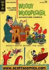 Woody Woodpecker (1947 - 1984 Gold Key)
