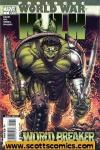 World War Hulk Prologue World Breaker (2007 one shot)