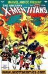 Marvel and DC Present X-Men and Teen Titans (1982 one shot)