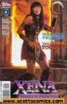 Xena Warrior Princess (1997 mini series Topps)