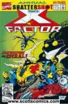 X-Factor (1986 - 1998 1st series) Annual