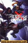 X-Force Cable Messiah War Prologue (2009 one shot)