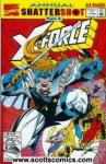 X-Force (1991 - 2002 1st series) Annual
