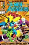 X-Men vs the Avengers (1987 mini series)