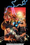 X-Men Black Panther Wild Kingdom TPB