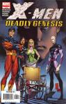X-Men Deadly Genesis (2006 mini series)