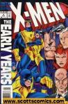 X-Men The Early Years (1994 - 1995)