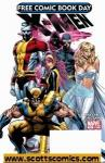 X-Men 2008 FCBD Edition  (2008 one shot)