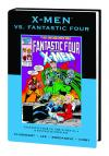 X-Men vs the Fantastic Four Hardcover