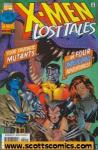X-Men Lost Tales (1997 mini series)