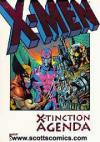 X-Men X-Tinction Agenda TPB