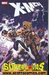 X-Men Supernovas Hardcover