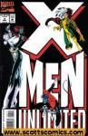 X-Men Unlimited (1993-2003 1st series)