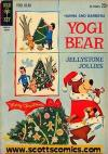 Yogi Bear (1959-1960 1st series Dell/Gold Key)