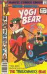 Yogi Bear (1977 3rd series  Marvel)