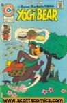 Yogi Bear (1970 2nd series Charlton)